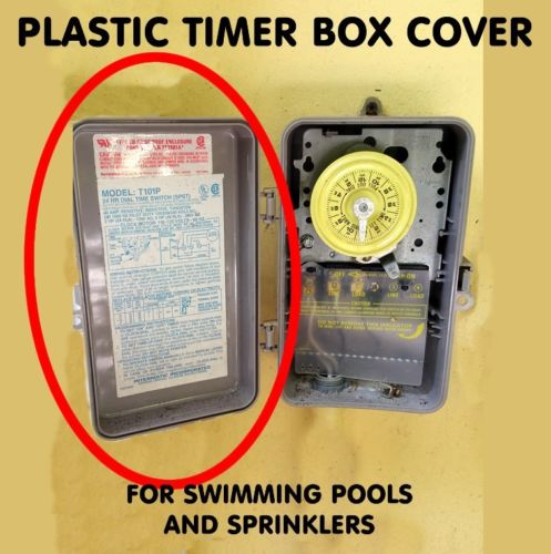Intermatic Swimming Pool Timer Cover